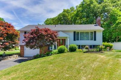 Burlington Single Family Home Under Agreement: 8 Makechnie Rd