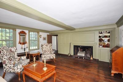 Concord Single Family Home For Sale: 572 Main St