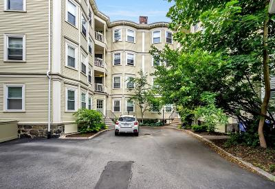 Brookline Condo/Townhouse For Sale: 13 Linden St #3