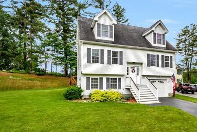 Lowell Single Family Home Contingent: 11 Perron Way