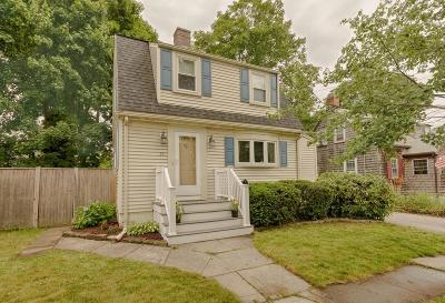 Quincy Single Family Home Under Agreement: 85 Arnold St