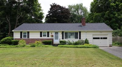 Southborough Single Family Home Under Agreement: 5 Maple Street