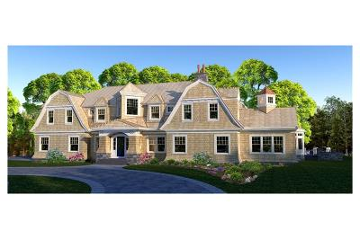 Cohasset MA Single Family Home For Sale: $2,600,000