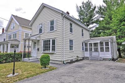Belmont Single Family Home Price Changed: 70 Thomas St