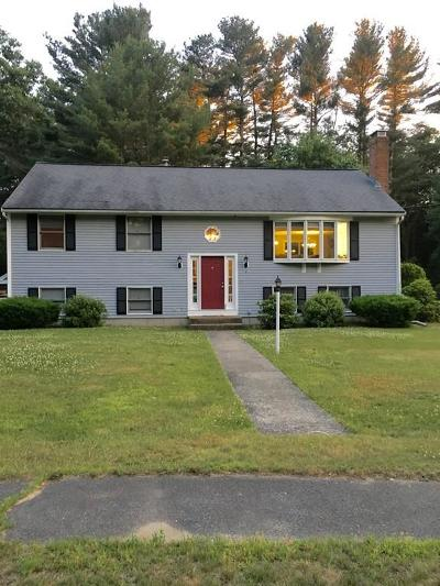 Norton MA Single Family Home Under Agreement: $419,900