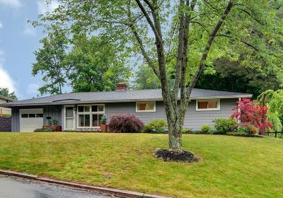 Framingham Single Family Home Under Agreement: 17 Foster Dr