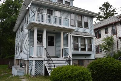 Quincy Multi Family Home Contingent: 16 Edgemere Road