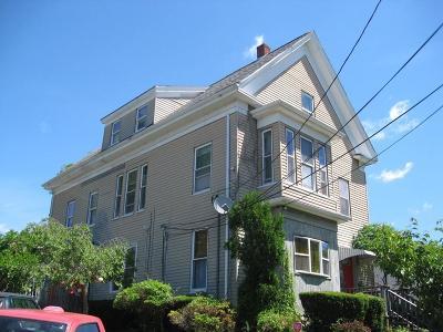 Brockton Multi Family Home Under Agreement: 206 Elliot Street