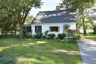 Scituate Single Family Home For Sale: 300 Gannett Road