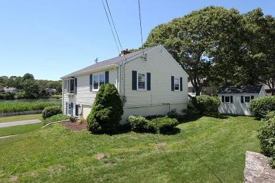 Falmouth Single Family Home For Sale: 2 Palm St
