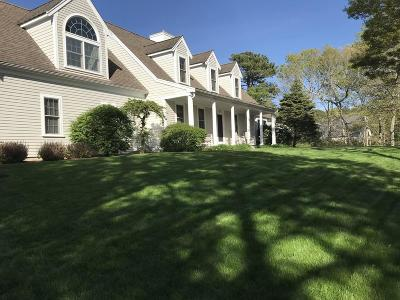 MA-Barnstable County Single Family Home For Sale: 230 Hill And Plain Rd