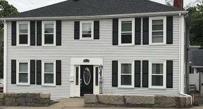 Braintree Multi Family Home For Sale: 1074 Washington St