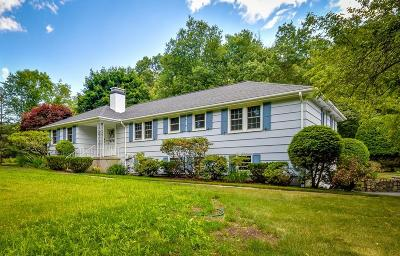 Sherborn Single Family Home For Sale: 28 Meadowbrook Rd