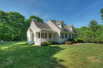 Plymouth Single Family Home Contingent: 431 Ship Pond Rd