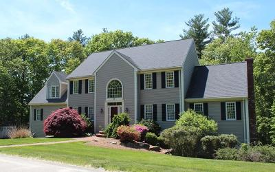 Milford Single Family Home For Sale: 33 Mill Pond Circle