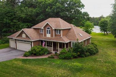 Plymouth Single Family Home For Sale: 461 Ship Pond Rd