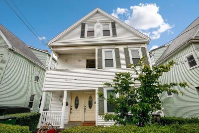 Medford Condo/Townhouse Under Agreement: 51 Albion Street #B