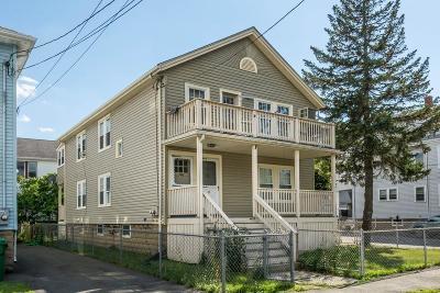 Medford Multi Family Home Contingent: 23 Carney St