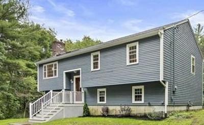 East Bridgewater Single Family Home Back On Market: 1551 Central St