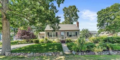Randolph Single Family Home Under Agreement: 23 Royal St