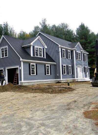 Harvard Single Family Home For Sale: 132 Poor Farm Rd