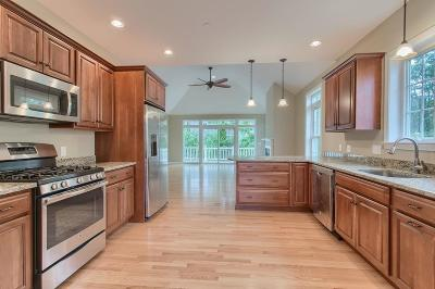 Methuen, Lowell, Haverhill Single Family Home For Sale: 51 Front Nine Drive