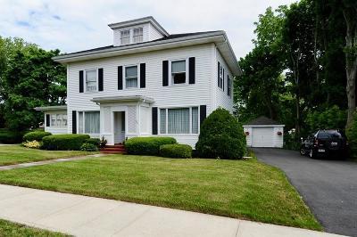 Peabody Single Family Home For Sale: 26 Gardner Street