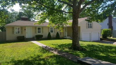 Abington Single Family Home Contingent: 664 Hancock St