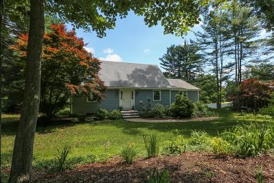 Marlborough Single Family Home Contingent: 439 Sudbury St