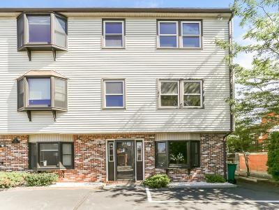 Mansfield Condo/Townhouse For Sale: 14 Church Street #7