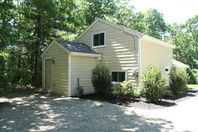 Sandwich Single Family Home Under Agreement: 151 Farmersville Rd