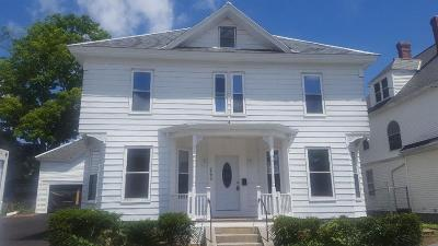Lowell Single Family Home For Sale: 265 Liberty Street