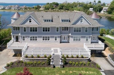 Cohasset MA Condo/Townhouse For Sale: $1,325,000
