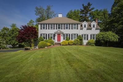 Norwell Single Family Home For Sale: 9 Parsons Walk
