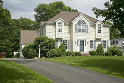 Mansfield Single Family Home For Sale: 12 Carriage House Lane