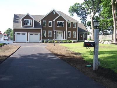 Braintree Single Family Home For Sale: 16 Cedarcliff Road