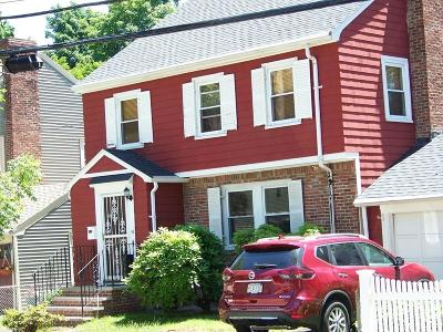 Boston Single Family Home For Sale: 32 Rockwell St