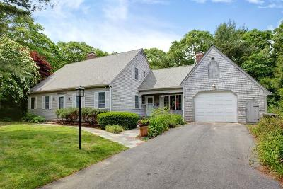 Falmouth Single Family Home For Sale: 56 Hillcrest Dr
