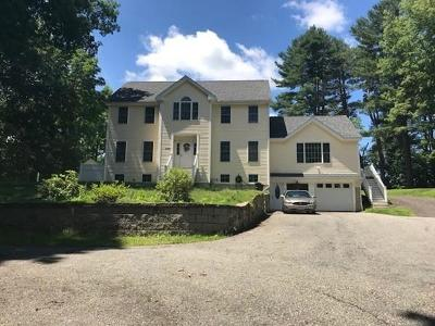 Methuen, Lowell, Haverhill Multi Family Home For Sale: 492 North Ave