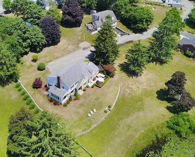 Weymouth Single Family Home Contingent: 28 Willow Lane