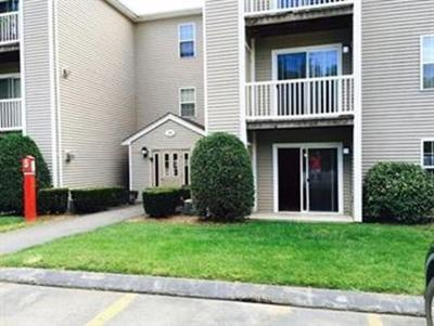 Plymouth Rental Under Agreement: 4 Marc Drive #4A4