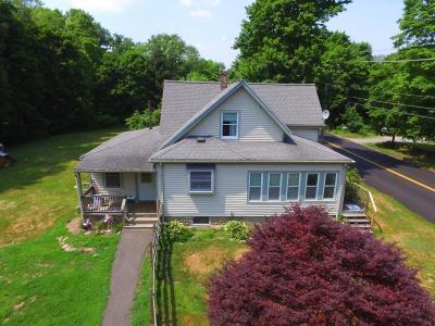 East Bridgewater Single Family Home For Sale: 1211 Washington St