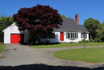 Bourne Single Family Home For Sale: 69 Clubhouse Drive