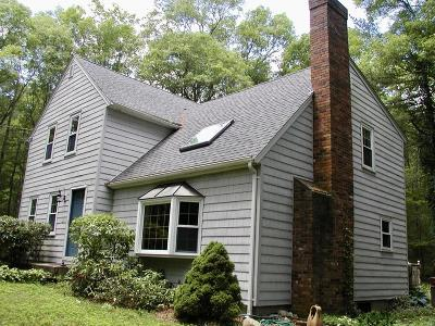 Marshfield Single Family Home Under Agreement: 196 Old Mount Skirgo Rd