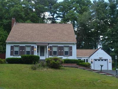 Bridgewater Single Family Home For Sale: 561 Forest St