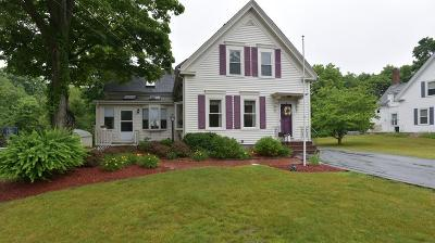 Rockland Single Family Home For Sale: 40 Summit St