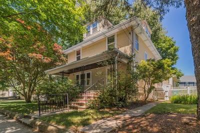 Newton Single Family Home Under Agreement: 77 Auburndale Avenue