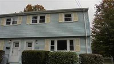 Billerica Rental For Rent: 1 Wedgewood Ave #1