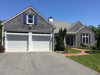 MA-Barnstable County Single Family Home For Sale: 79 Cranberry Run Road