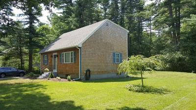 Norton MA Single Family Home For Sale: $350,000